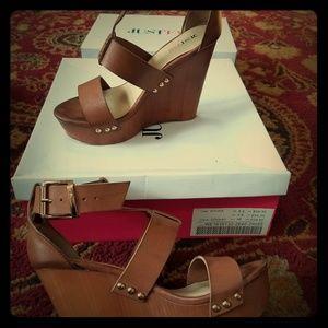 JustFab Shoes - JustFab Summer Wedges